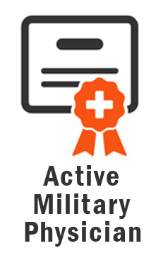 active-military-physician