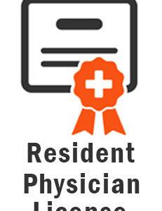 resident-physician-license